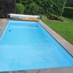 Zelfgemaakt bouwkundig zwembad te Kinrooi