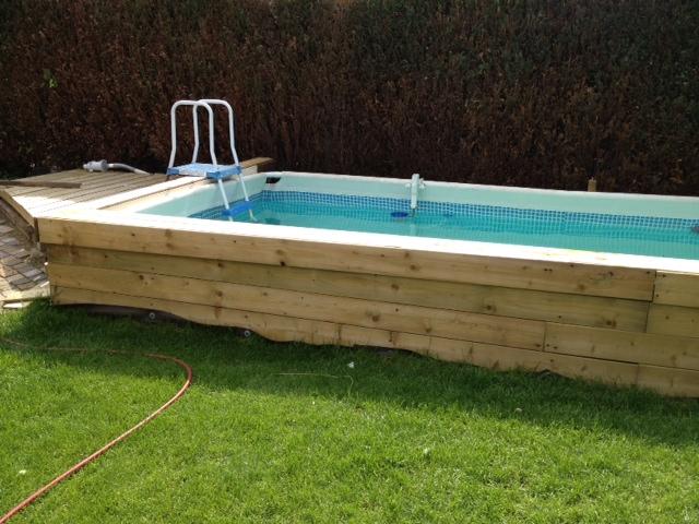 Intex zelfdragend frame zwembad forum for Opzetzwembad ingraven
